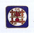 Insigne régimentaire du 238e Régiment d'Infanterie.jpg