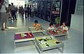 Interactive Area - Dinosaurs Alive Exhibition - Science City - Calcutta 1995-June-July 147.JPG