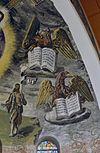interieur detail triomfboog schildering - ottersum - 20331557 - rce