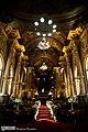 Interior da Igreja de São Francisco de Paula, Rio de Janeiro - Nave, vista para a capela-mor (7).jpg