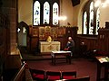 Interior of Church of St Chrysostoms - geograph.org.uk - 398977.jpg