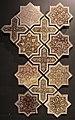 Iran, varamine, mattonelle stellate e cruciformi, 1262.JPG