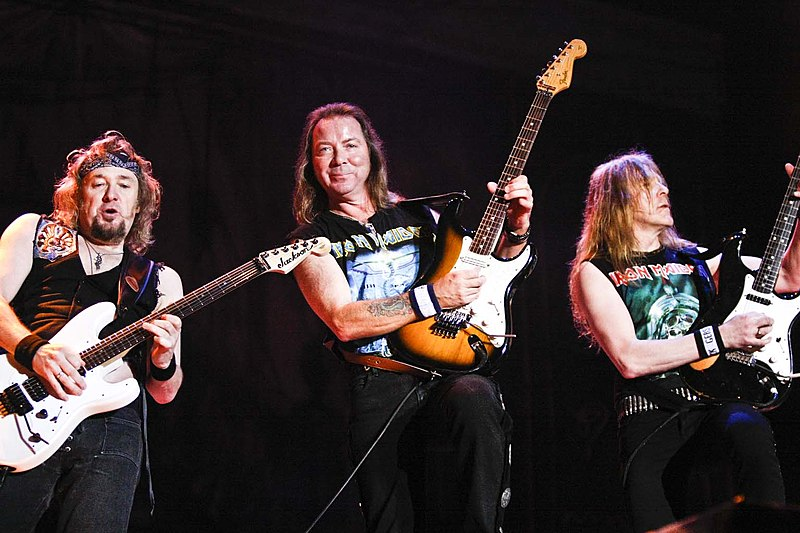 Iron Maiden Guitarist : classify dave murray guitarist in iron maiden ~ Hamham.info Haus und Dekorationen