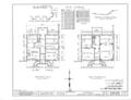 Isaiah Davenport House, 324 East State Street, Savannah, Chatham County, GA HABS GA,26-SAV,6- (sheet 1 of 5).png