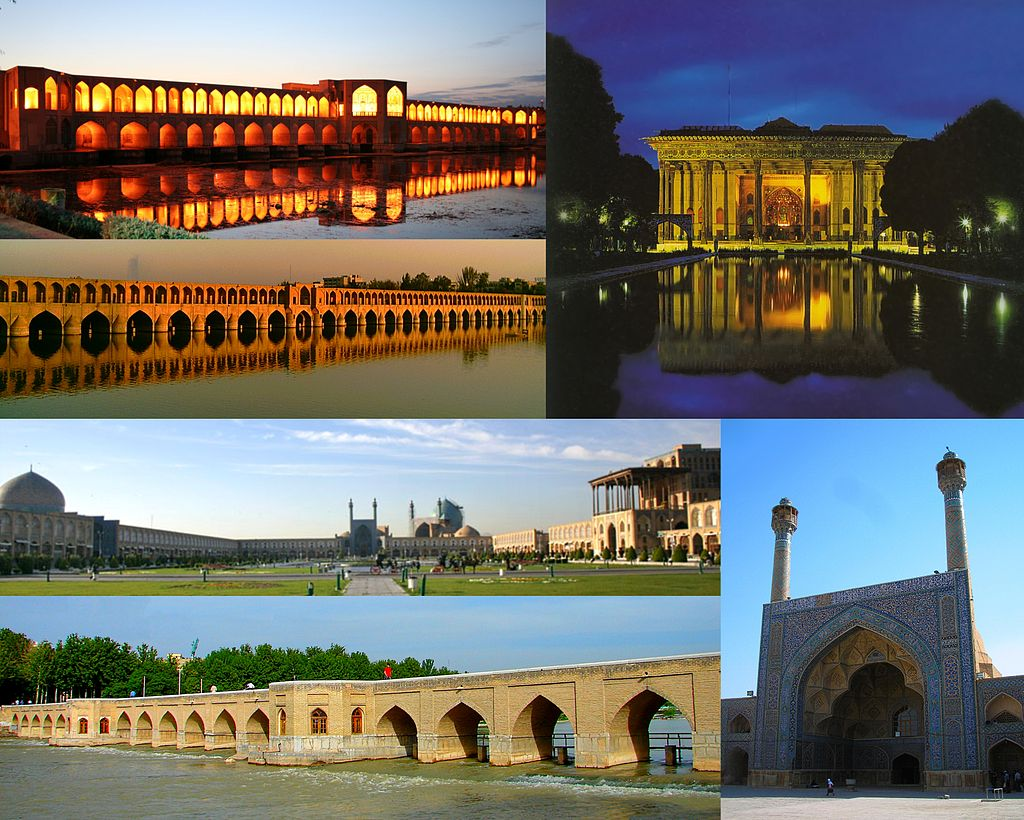 Monumentos de Ispaão