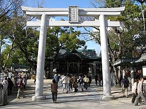 東大阪市's relation image