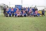 Island Warriors play friendly soccer match against Meio University 140511-M-XX123-459.jpg