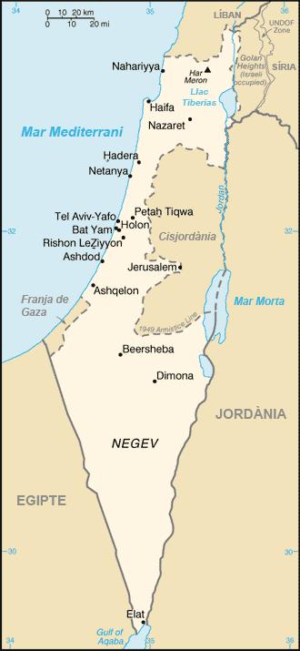 Israel-català