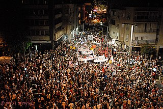 2011 Israeli social justice protests