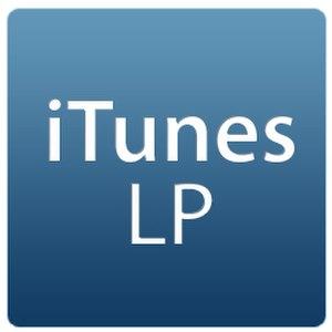 ITunes LP - Image: Ituneslp logo