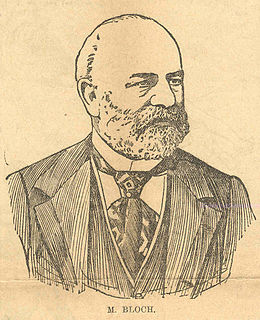 Jan Gotlib Bloch Polish banker