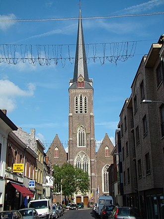 Izegem - Image: Izegem Sint Tillokerk ext 01