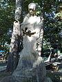 Izvorul Sissi - Statuia - Cismigiu.jpg