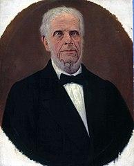 Retrato de Antonio Paes de Barros (Primeiro Barão de Piracicaba)