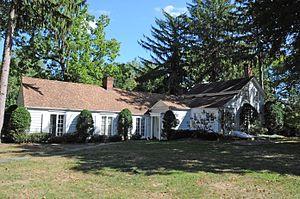 J. J. Carlock House - Image: J. J. CARLOCK HOUSE, SADDLE RIVER, BERGEN COUNTY, NJ