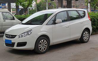 JAC Motors - Image: JAC Heyue RS China 2012 04 29