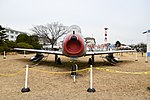 JASDF F-86F(82-8778) front view at Komaki Air Base March 3, 2018.jpg