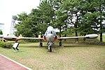 JASDF T-33A(81-5379) front view at Komatsu Air Base September 17, 2018.jpg