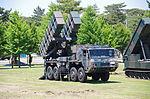 JGSDF Type03 SAM (launcher) 20140615-01.JPG