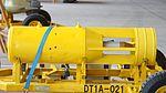 JMSDF 150kg Depth Charge left side view at Kanoya Air Base April 30, 2017.jpg
