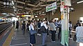 JR Nishi-Funabashi Station Platform 9・10.jpg