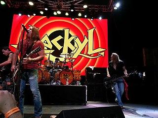 Jackyl American rock band