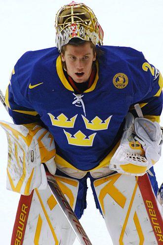 Jacob Markström - Image: Jacob Markstrom