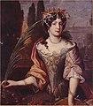 Jacob Ferdinand Voet (Attr.) - Maria Mancini as St Catherine of Alexandria.jpg