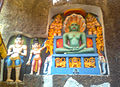 Jain Tirthankara Reliefs at Padmakshi Gutta 03.jpg