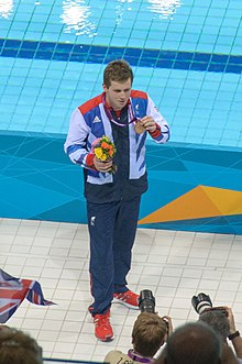 James Clegg's bronze in the Men's 100m Butterfly S12s.jpg