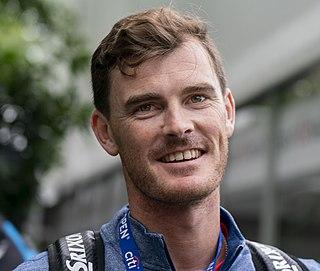 Jamie Murray British tennis player