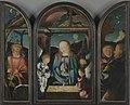 """Jan Joest (""""von Kalkar"""") - Triptychon mit Anbetung des Christkindes - 1415 - Bavarian State Painting Collections.jpg"""