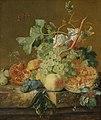 Jan van Huysum - Stilleven met vruchten - SK-A-187 - Rijksmuseum.jpg