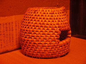Neko chigura - Image: Japanese Edo Nekochigura