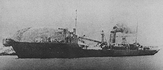 Hashima-class cable layer - Image: Japanese cable layer Odate in 1941