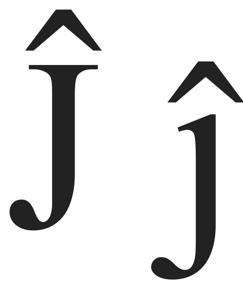 Jcircumflex