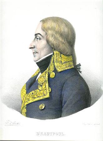 Étienne Marie Antoine Champion de Nansouty - The seasoned General of Division Jean-Joseph d'Hautpoul, Nansouty's direct commander in 1799