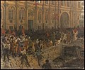 Jean-Paul Laurens - Proclamation de la République le 24 février 1848 - PPP80 - Musée des Beaux-Arts de la ville de Paris.jpg