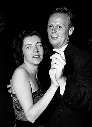 Richard Widmark - Jean Hazlewood and Richard Widmark in the 1950s