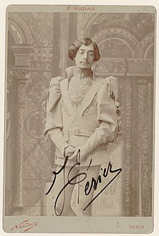 Jean Périer French opera singer