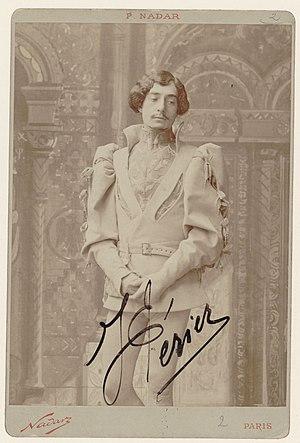 Pelléas et Mélisande (opera) - Jean Périer as Pelléas
