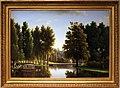 Jean joseph xavier bidaud, il parco a mortefontaine, 1806, 01.jpg