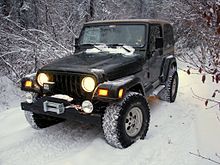 Right Hand Drive Jeep >> Jeep Wrangler - Wikipedia