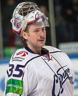Jeff Glass Canadian ice hockey player