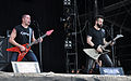Jeff Waters and Dave Padden at Wacken Open Air 2013.jpg