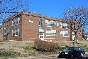 Jefferson Elementary School (Pottstown, Pennsylvania) - Jefferson School, March 2011