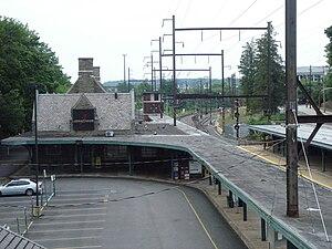 Jenkintown–Wyncote station