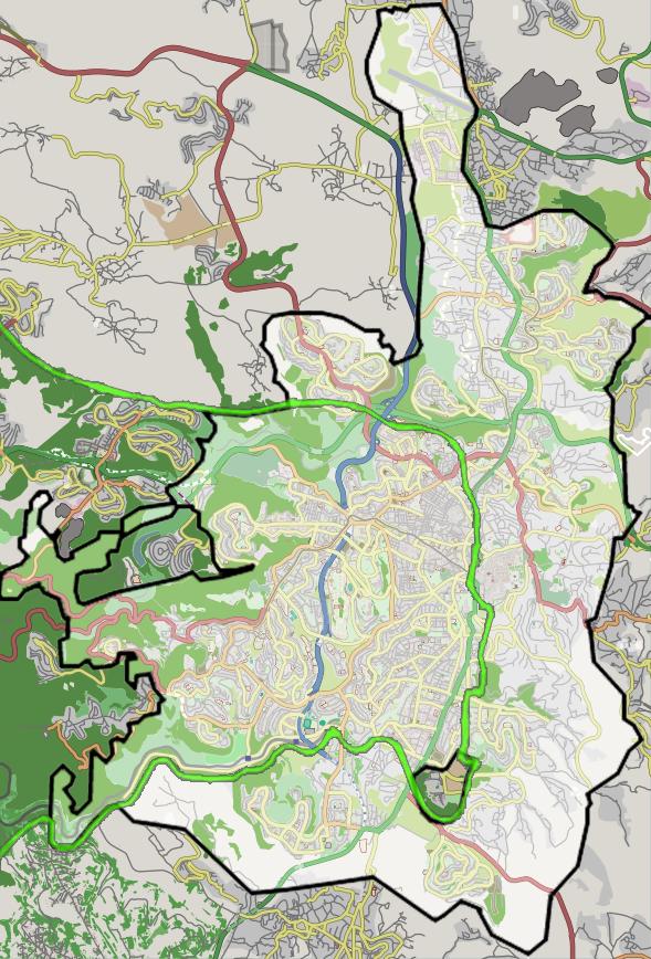 Jeruzsálem óvárosa (Jeruzsálem)