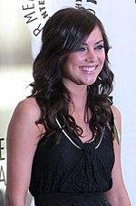 Schauspieler Jessica Stroup