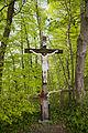 Jesucristo junto al monasterio de Andechs, Alemania 2012-05-01, DD 06.JPG